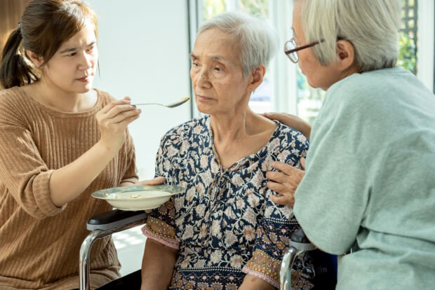 Signs of Mental Health Problems in Older Adults