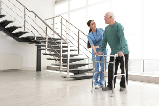 Advantages of Home Health Care for Seniors